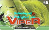 Viper calling card is better than Talk home